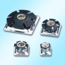 Metal-Tube Adapters (Square)