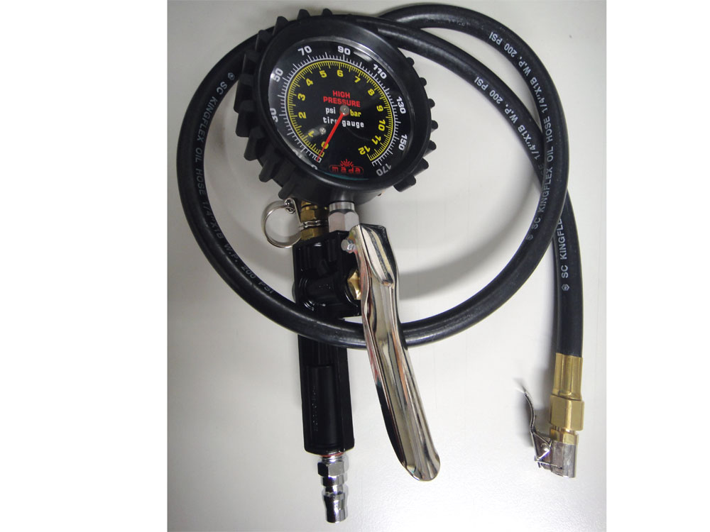 17001-1L Multipurpose Tire Gauge