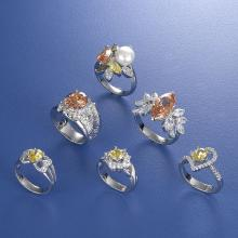 Fashion CZ Rings