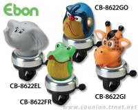 CB-8622EL Bicycle Figure Bell