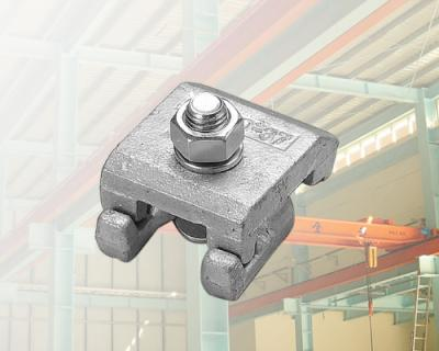 Crane Rail Clip and Part